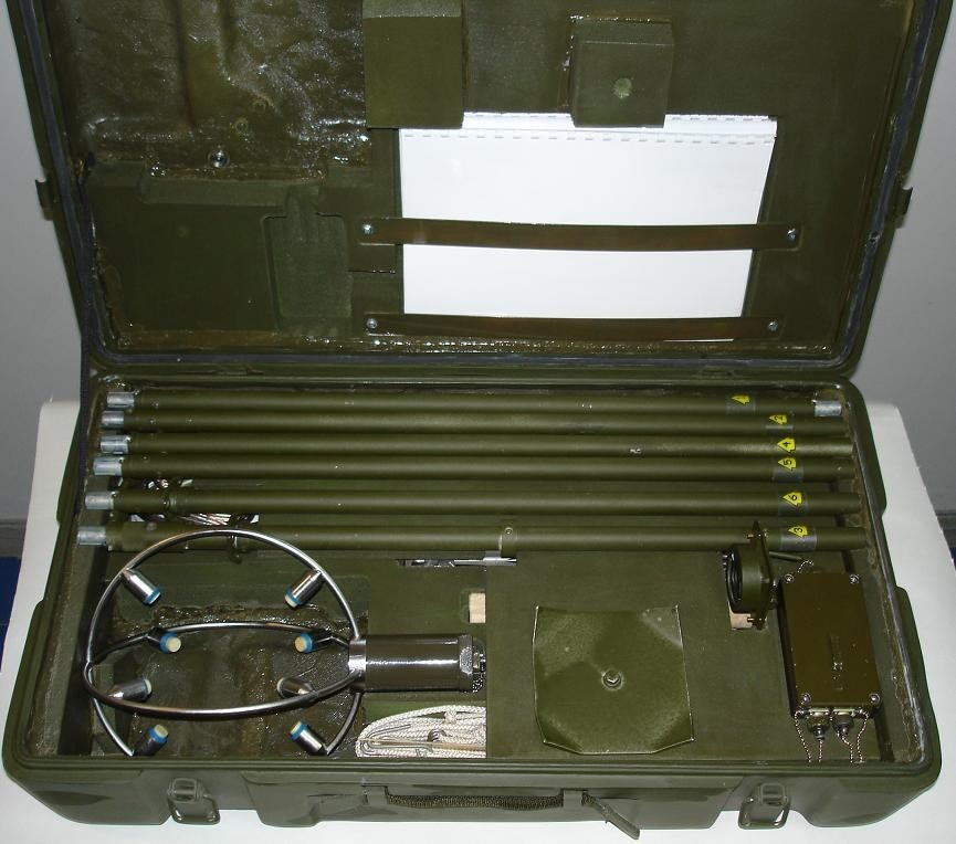 Переносной автоматизированный метеокомплект 1Б65
