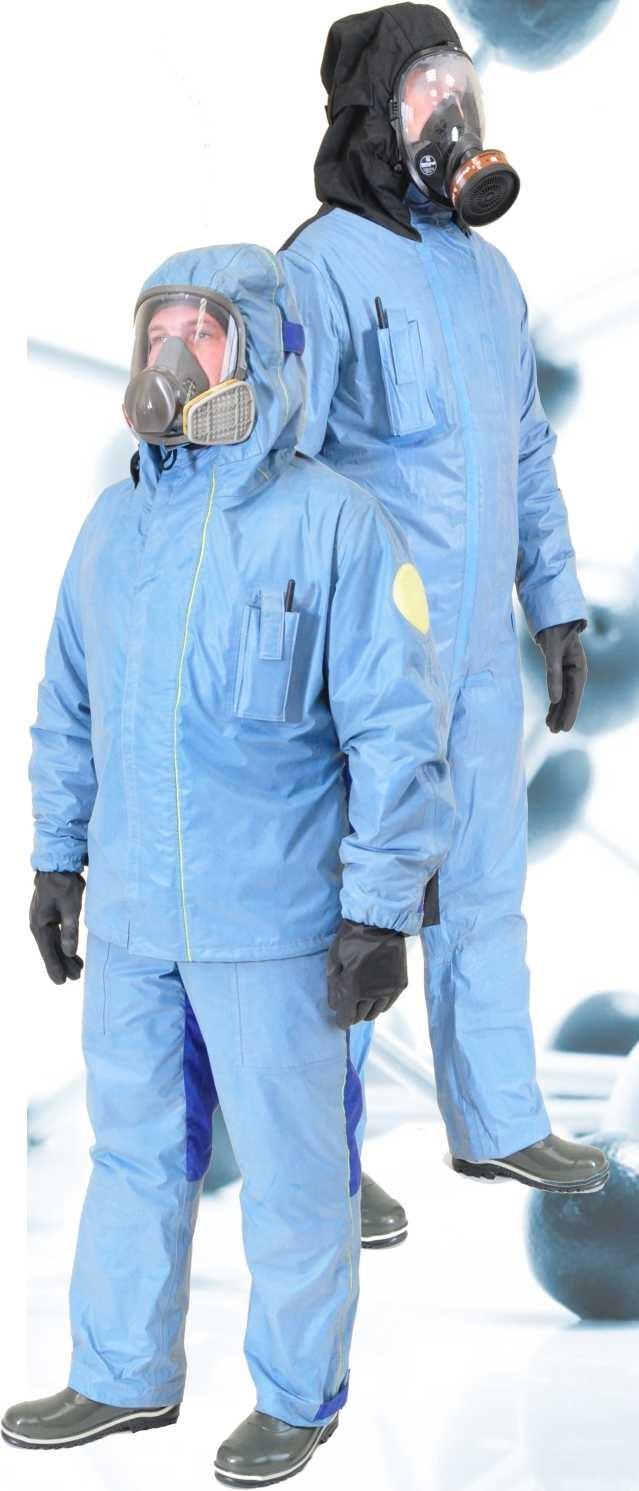 Универсальная защитная одежда УЗО-Р, КЗО-Т