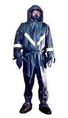 Костюм изолирующий химический КИХ-4М