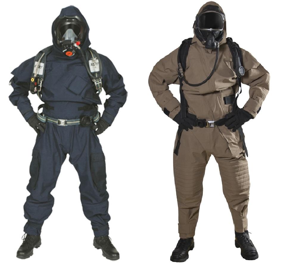 Многофункциональный костюм Blauer Multi-Threat Ensemble