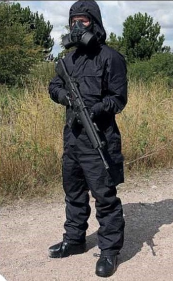Защитный костюм Raptor