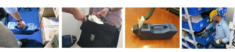 LDS I-SCAN - портативный ручной детектор взрывчатых веществ, наркотиков, токсинов и паров отравляющих веществ