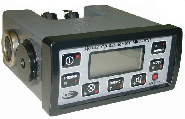 Дозиметр-радиометр «МКС-07Н» (носимый)