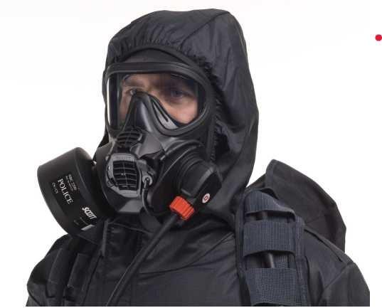Противогаз Scott First Responder Respirator (FRR)