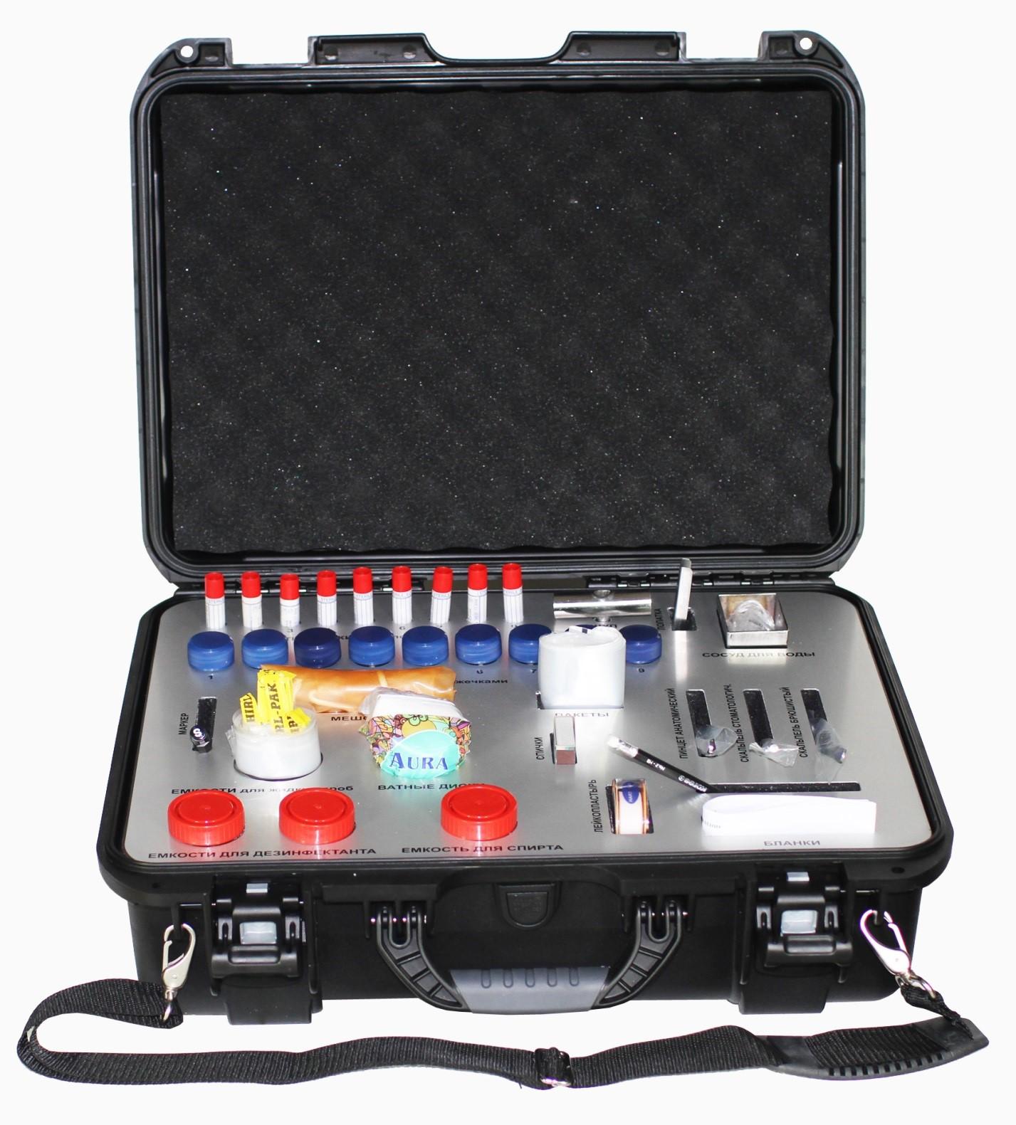 Комплект отбора проб микробиологический КОПМ-2М