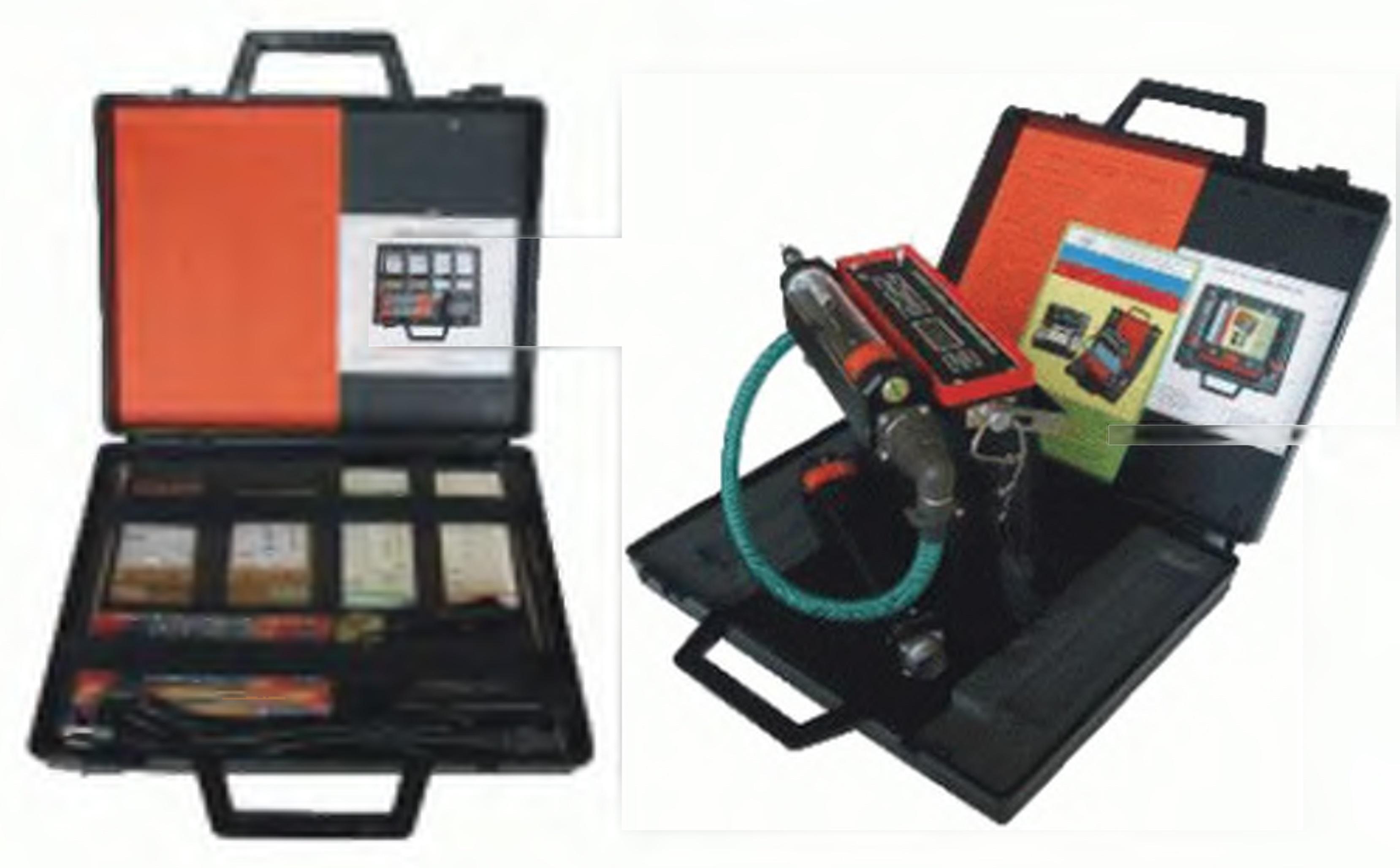 Прибор газового контроля универсальный УПГК-ЛИМБ с блоком отравляющих веществ