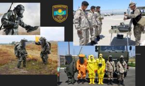 Детектор обнаружения боевых отравляющих веществ и токсичных веществ AP4C