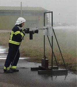Водоструйный резак и огнетушитель WJFE 300