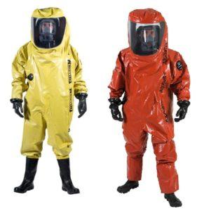 Изолирующий защитный костюм AlphaTec® EVO - тип CV