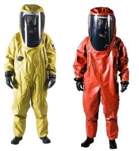 Изолирующий защитный костюм AlphaTec® EVO - тип VP1