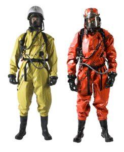 Изолирующий защитный костюм AlphaTec® EVO - тип T