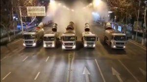 Роль вооруженных сил в борьбе с пандемией COVID-19