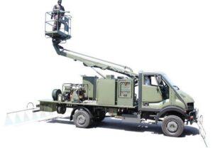 Многофункциональный аэротранспортабельный тактический комплекс TMAV