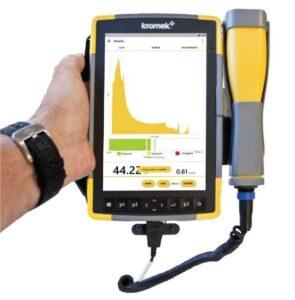 Портативный радиационный детектор RayMon®10
