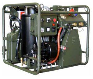 Система обеззараживания SANIJET C. 921