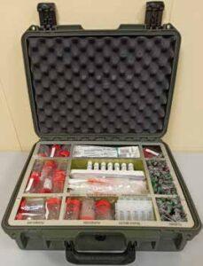Комплект БИО ЭкБ для идентификации вирусов риккетсий бактерий